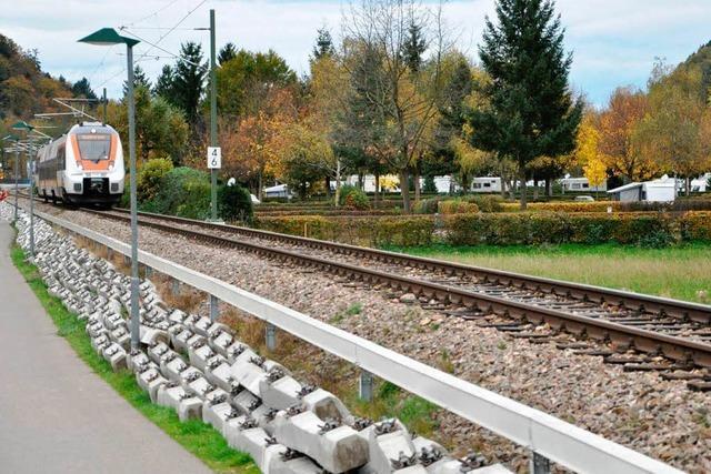 Neue Münstertalbahn: Campingplätze klagen über Lärm