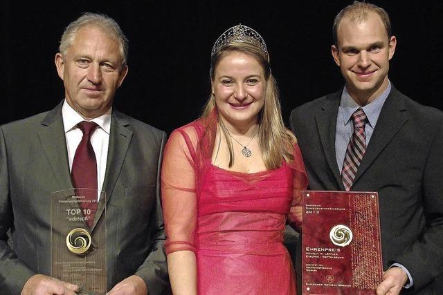 Ehrenpreis für Weingut Löffler