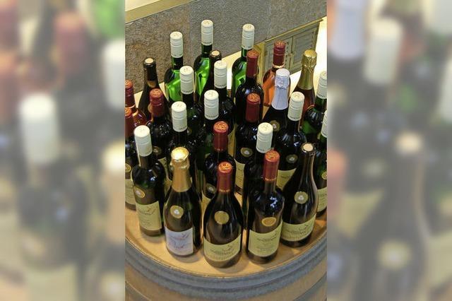 Buchholzer Weingut Moosmann ausgezeichnet