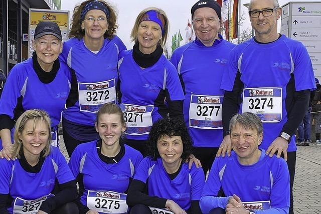 Sport trotz(t) Krebs