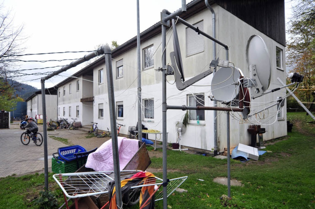 Wohnheim an der Hammerschmiedstraße  | Foto: Thomas Kunz