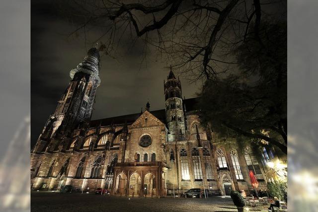 Freiburg strahlt in ganz neuem Licht