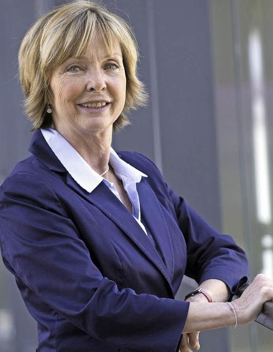 Christine Lüders, die Antidiskriminierungsbeauftragte des Bundes  | Foto: bz