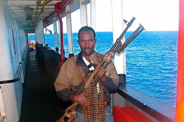 Deutschland erteilt Sicherheitsfirmen Lizenz zur Piratenabwehr