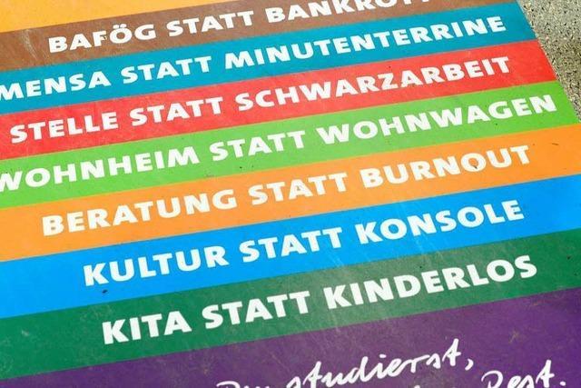 Union und SPD einig: Bafög soll erhöht werden