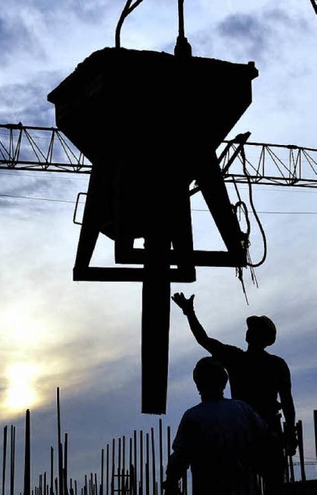 Der Wohnungsbau ist ein Faktor der  Stabilität.  | Foto: dpa