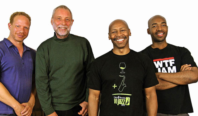 Das Dave Holland Prism Quartet     Foto: Promo