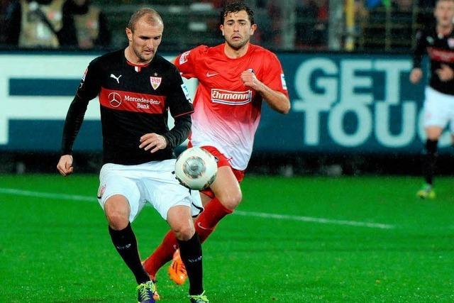 Freiburg kämpft, verliert aber mit 1:3 gegen Stuttgart