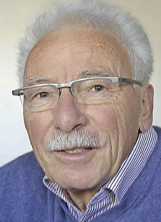 Günter Rosskopf  | Foto: Nikolaus Trenz
