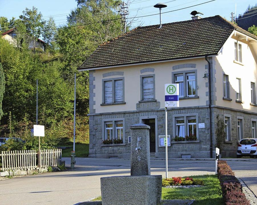 Sanierung und Erweiterung stehen beim Rathaus Malsburg auf der Wunschliste  | Foto: Rolf-Dieter Kanmacher