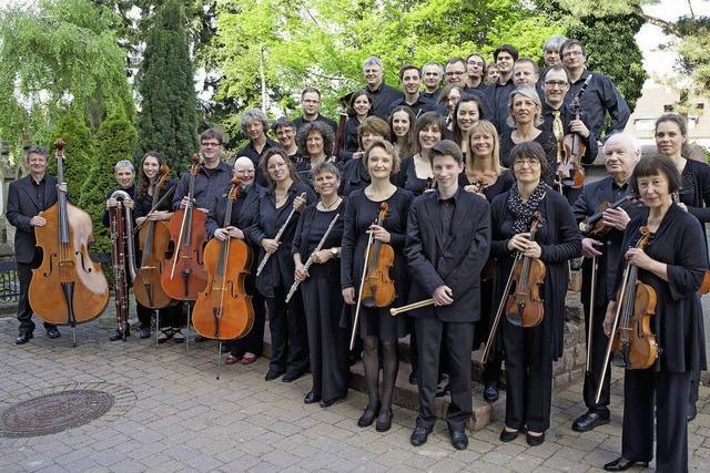 Konzerte des Ettenheimer Kammerorchesters