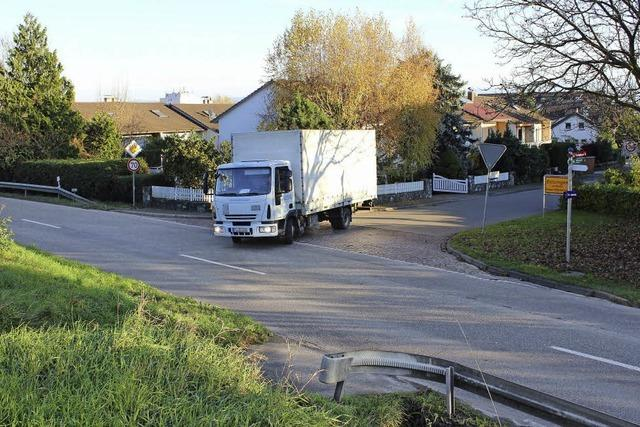 Bötzingen will Verkehr regulieren