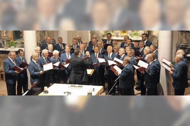 Viele Stimmen, ein gemeinsames Konzert
