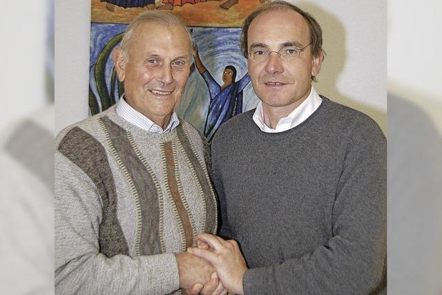 Erwin Beck führt die Kolpingsfamilie