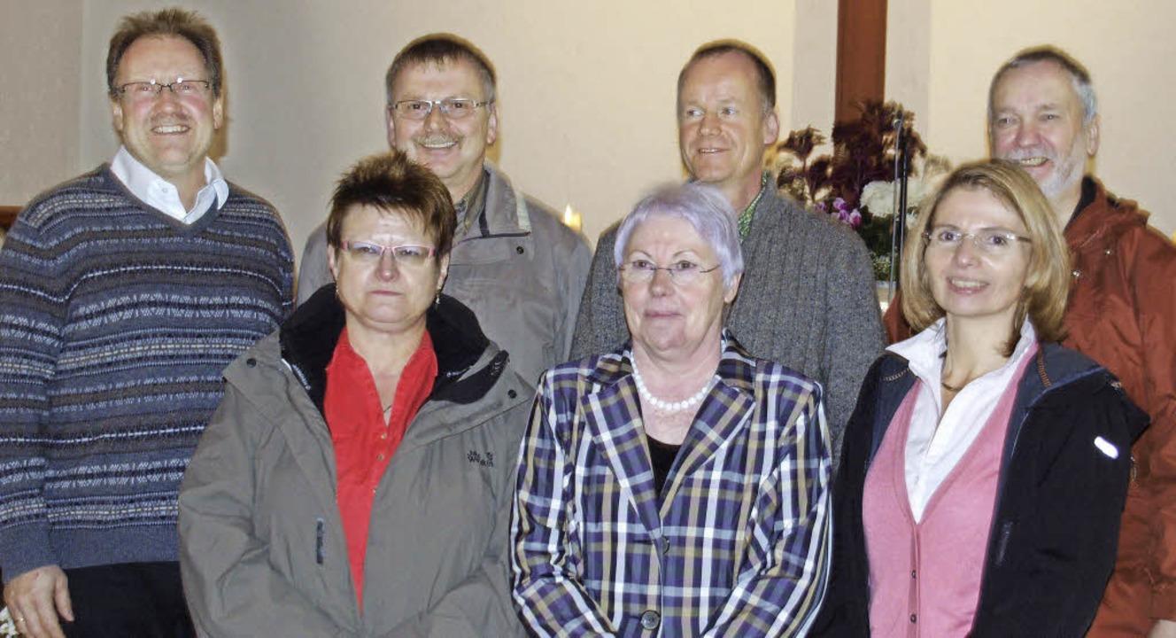 Sie kandidieren bei der Wahl der Kirch...ler, Rainer Howe, Günter Glittenberg.   | Foto: Cornelia Selz