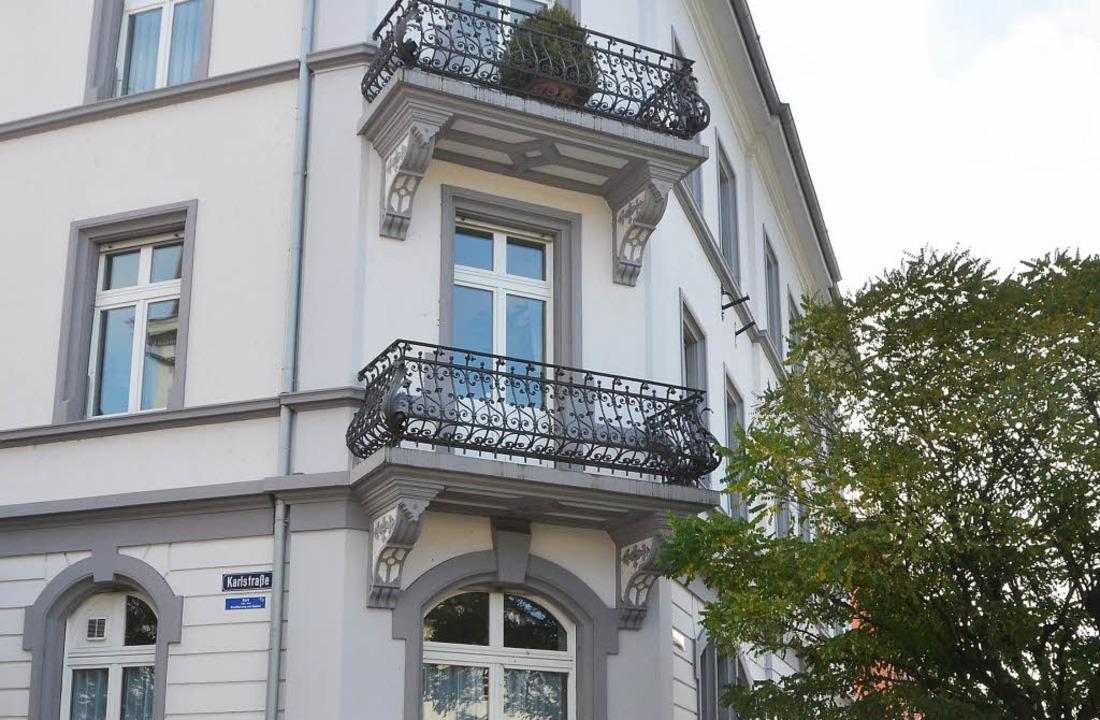 Die Wohnbau denkt auch über einen Umzu...ietet neue Entwicklungsmöglichkeiten.   | Foto: Böhm-Jacob