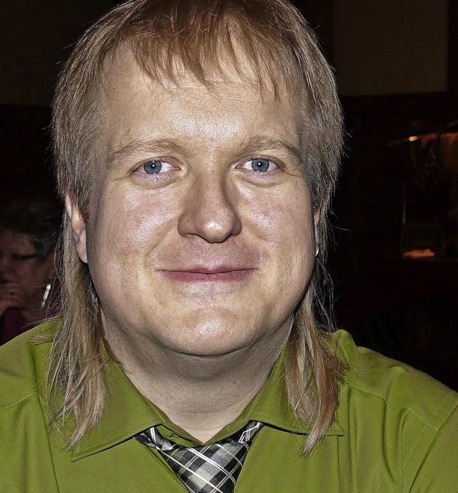 Volker Kunzelmann liebt fast jede Musi...on Klassik über Jazz bis Heavy Metal.   | Foto: Ute Aschendorf