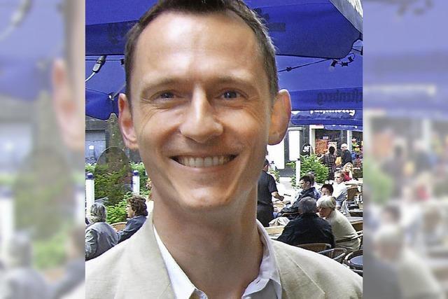 Konstantin Schmidt mit Georg-Kreisler-Liedern