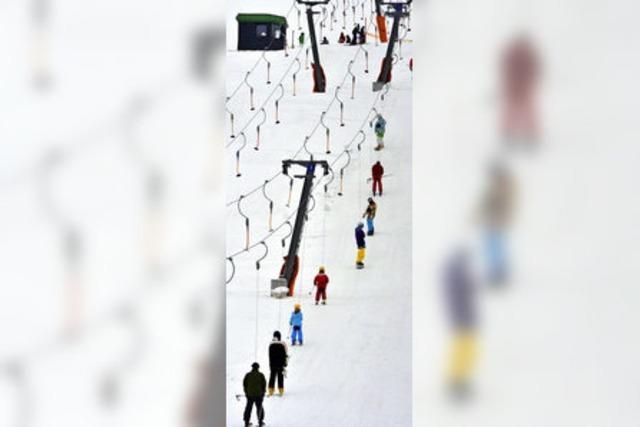 Skiclub will Schlepplift