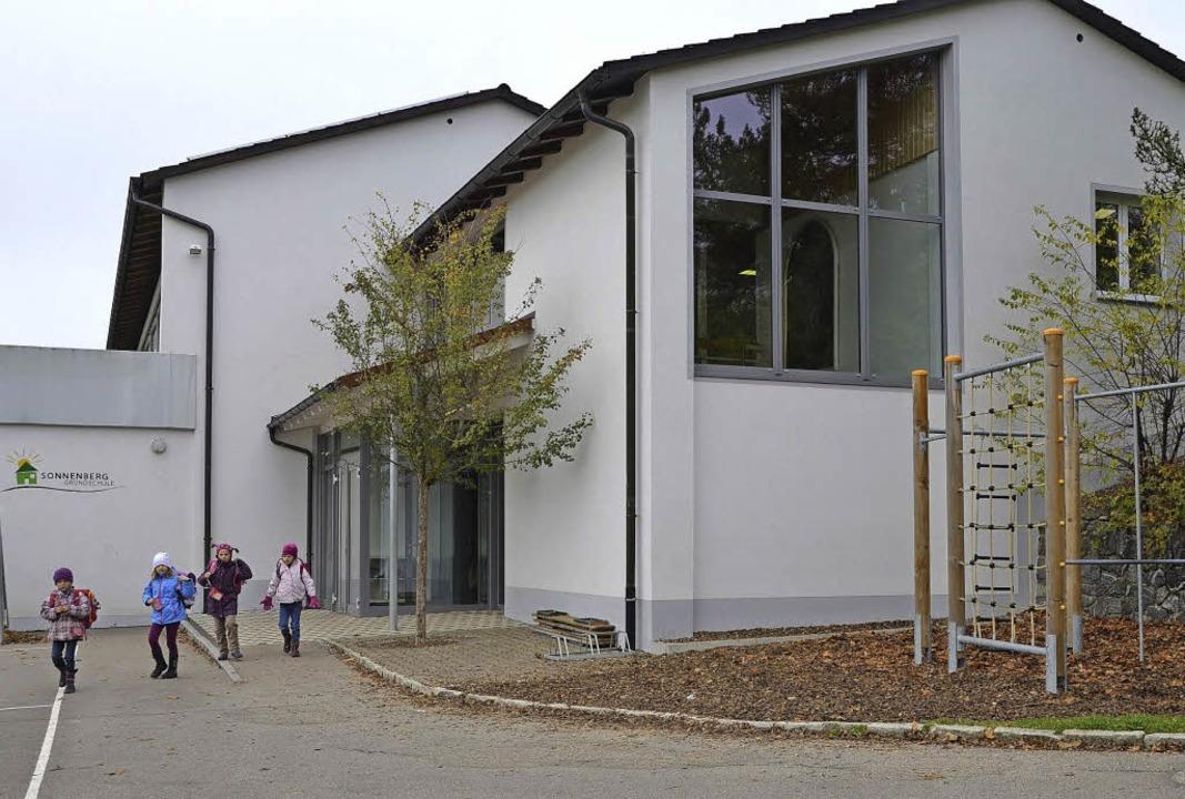 Die Sonnenberg Grundschule Göschweiler...lle der Grundschule Löffingen werden.     Foto: Martin Wunderle