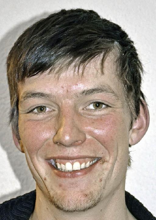 Philipp Lickert ist   neuer stellvertr...nder des Narrenvereins Friedenweiler.     Foto: Liane Schilling