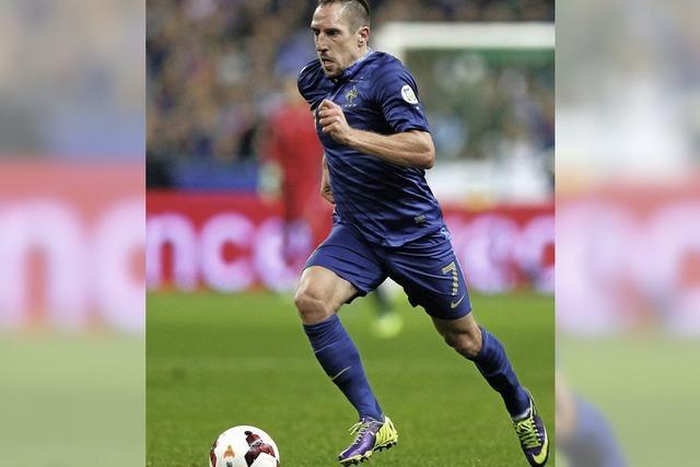 """Didier Dechamps: """"Bitte seid nett zu meinen Spielern"""""""