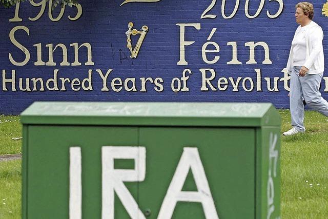 Hat Sinn-Fein-Chef Gerry Adams einen Mord befohlen?