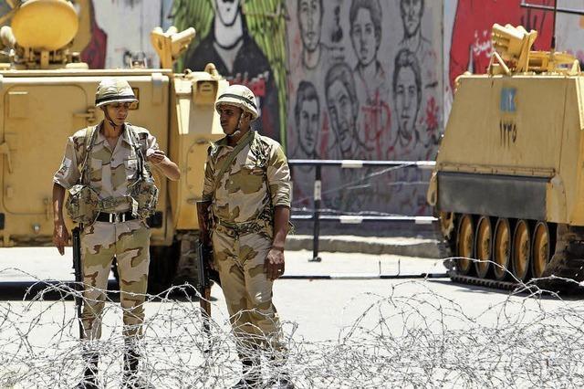 Ägyptens Armee macht Putin den Hof