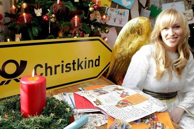 Das Christkindpostamt in Himmelpforten