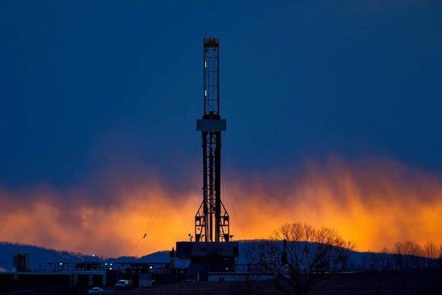 Gegen Fracking am Bodensee gibt es heftigen Widerstand