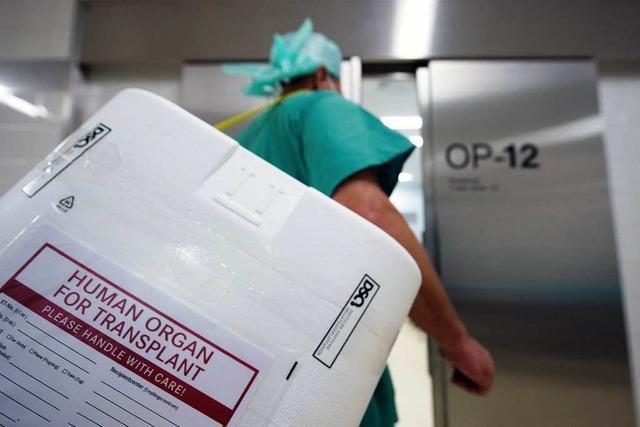 Transplantationsarzt spricht über betrügerische Kollegen