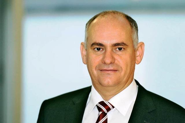 Neues Mitglied im Vorstand der Lahrer Volksbank