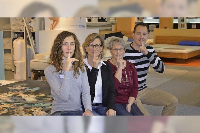 Bettenhaus Pssst feiert 25-jähriges Bestehen