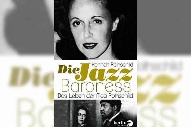 Die Jazz-Baroness – Das Leben der Nica Rothschild