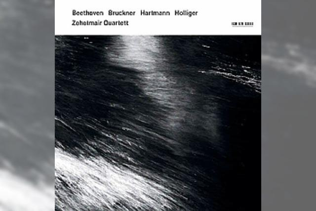 Beethoven, Bruckner, Hartmann, Holliger