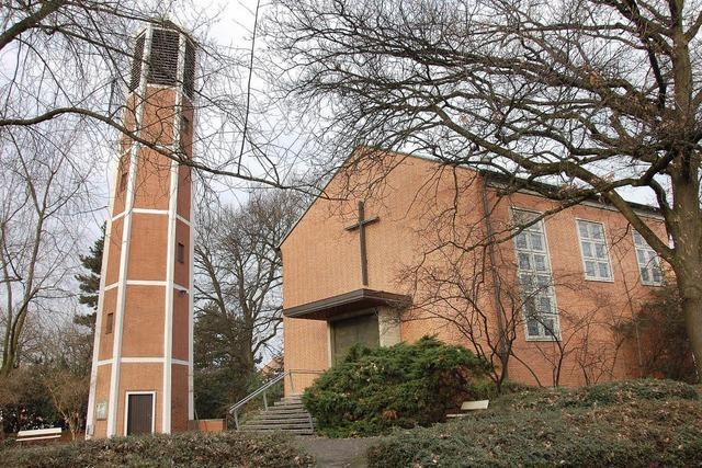 Baumaßnahmen der evangelischen Kirche auf gutem Weg