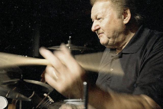 Charly Antolini und die Jazzladies