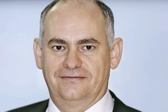 Reiner Richter verlässt 2015 Raiffeisenbank