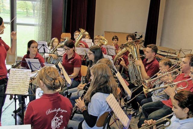 Musikvereinen fehlt der Nachwuchs