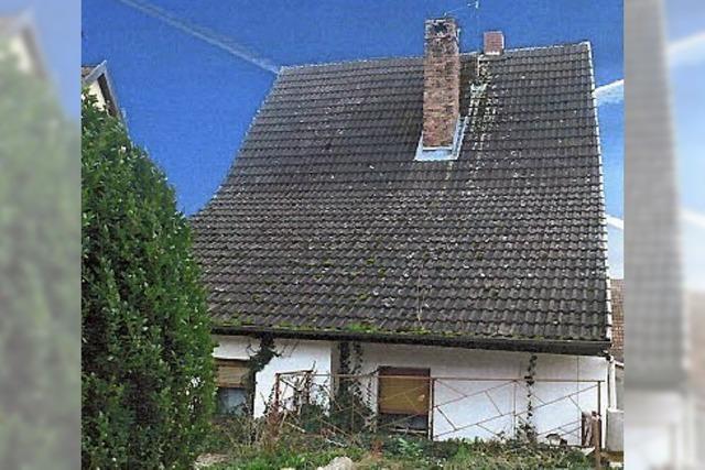 Ein Haus in Huttingen aus dem Jahr 1600 wird vom Bund zum Verkauf angeboten