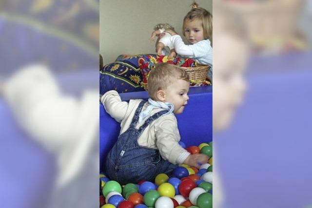 Mehr Personal für Kinderbetreuung