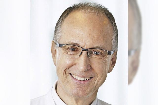 Udo Schwehr warnt vor lautlosem Killer