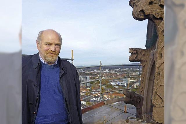 """Hans Böker: """"Das Münster kommt ganz ohne Wichtigtuerei aus"""""""