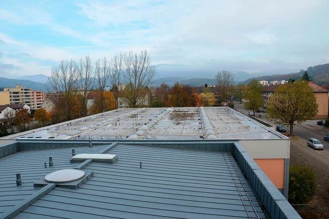 Friedrich-Ebert-Schulsporthalle: Erdbebenfrage lässt Neubau wackeln