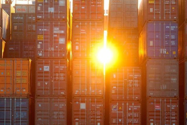 EU-Kommission überprüft Deutschlands Export-Überschuss