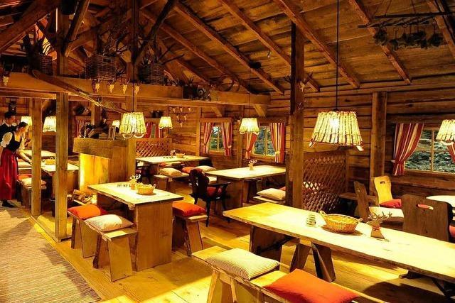 Colombi-Hotel startet wieder seinen rustikalen Hüttenzauber