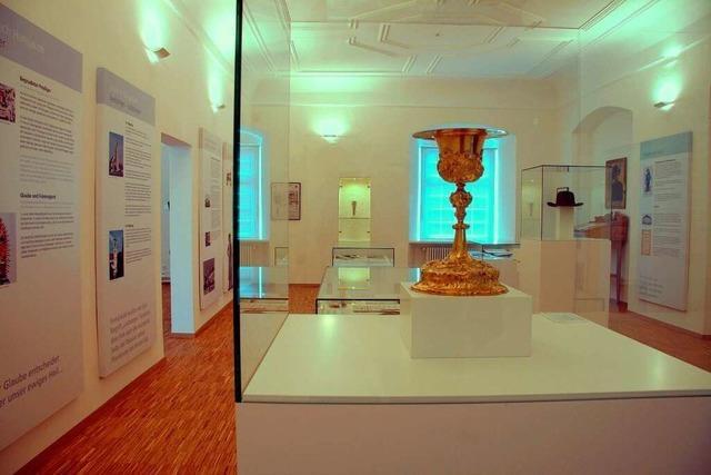 Ausstellung über Heinrich Hansjakob in Hagnau