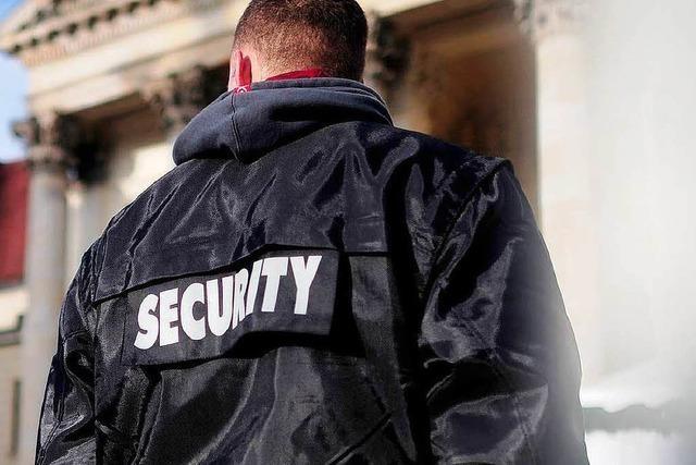 Hochrheingemeinden und Polizei streiten über schwarze Sheriffs