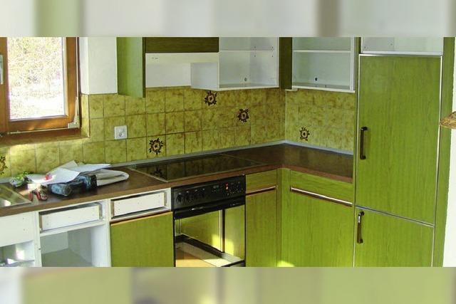Ein neues Design für die alte Küche
