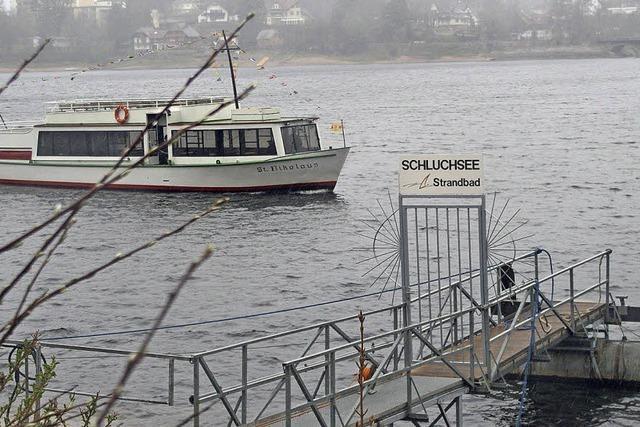 Der Schluchsee bekommt ein neues Ausflugsboot